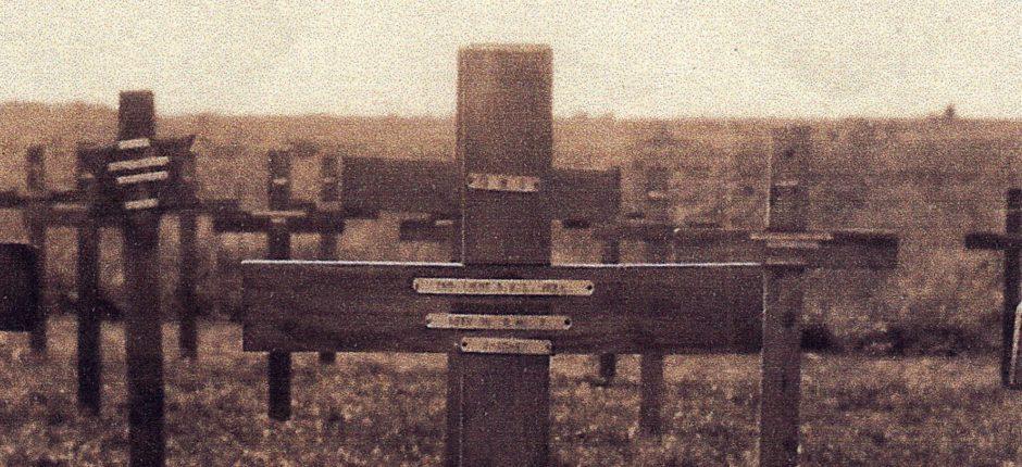 Gravesite of Arthur Vincent Leopold Hull