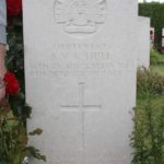 Stid's tombstone