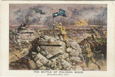 The Battle of Polygon Wood